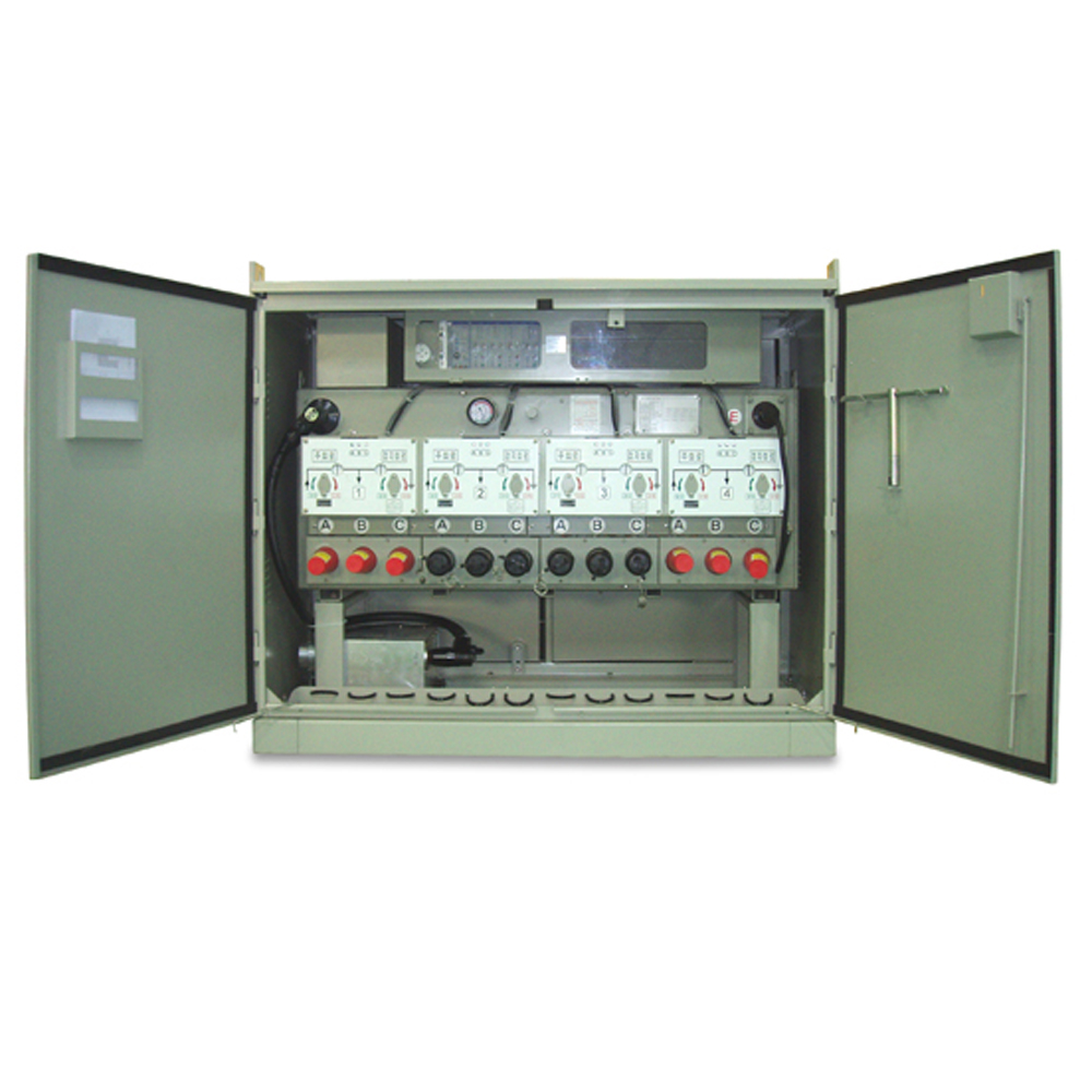 Pad mounted SF6 Gas Load-break Switch  Made in Korea