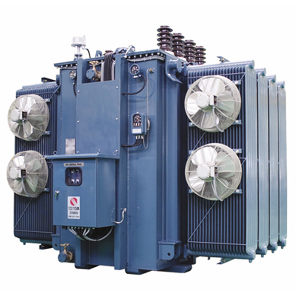 Amorphous Oil-immersed Distribution Transformer
