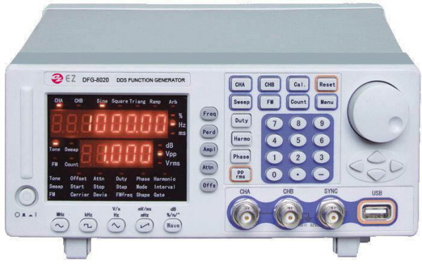 DDS Function Generator  Made in Korea