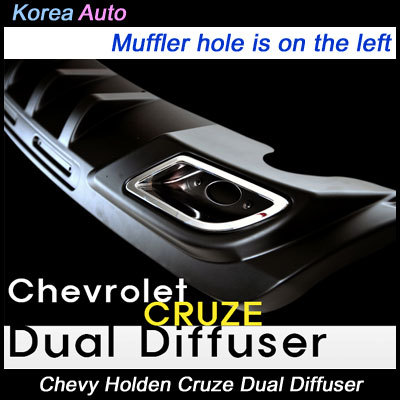 Chevrolet Cruze Rear Diffuser Abs Manufacturers Chevrolet Cruze Rear Diffuser Abs Suppliers H M Cl