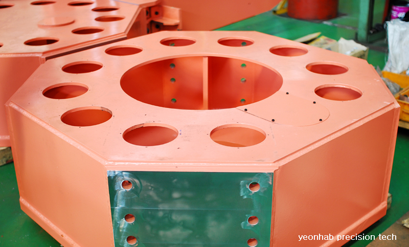 Vessel engine part, Heavy equipment part, Machine part