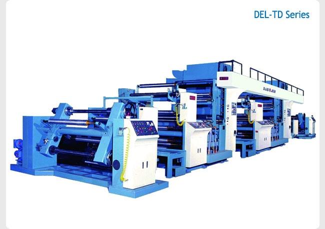 TANDEN EXTRUSION LAMINATING MACHINE  Made in Korea