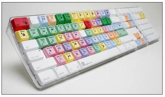 Final Cut Pro Keyboard