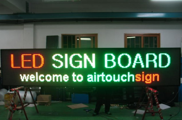 3 Color & Full color LED Display