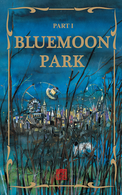 BLUEMOONPARK - Story book [Children (Child) Book]  Made in Korea