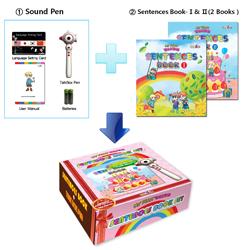 Sentence Book Set  Made in Korea