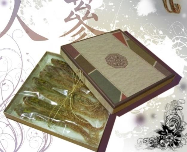Ginseng Jung Kwa  Made in Korea