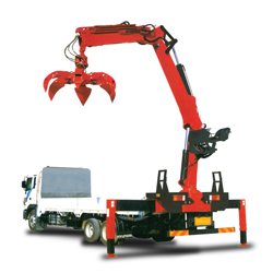 Knuckle Crane  Made in Korea