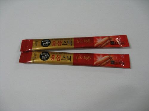 Red Ginseng (Powder)  Made in Korea