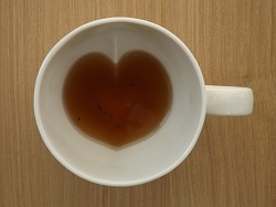 Heart Mug Cup  Made in Korea