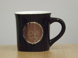 Message Mug Cup  Made in Korea