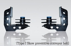 SKEW PREVENTIVE I-TYPE ROLLER  Made in Korea