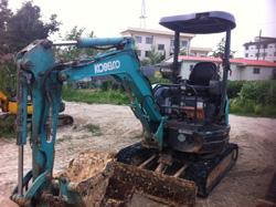 Kobelco used excavator(2ton)  Made in Korea