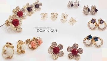 Fashion accessories Korea Fashion Earring  Made in Korea