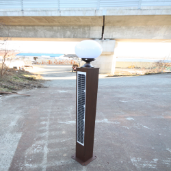 Solar landscape lighting  Made in Korea