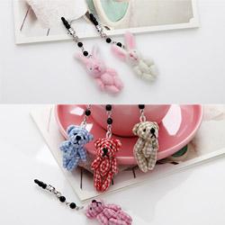 Korea Handmade Ear Cap (Cute Bear & Rabbit)  Made in Korea