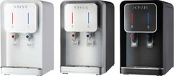 Hot & Cold Water Purifier (Table Top, UF/RO)  Made in Korea