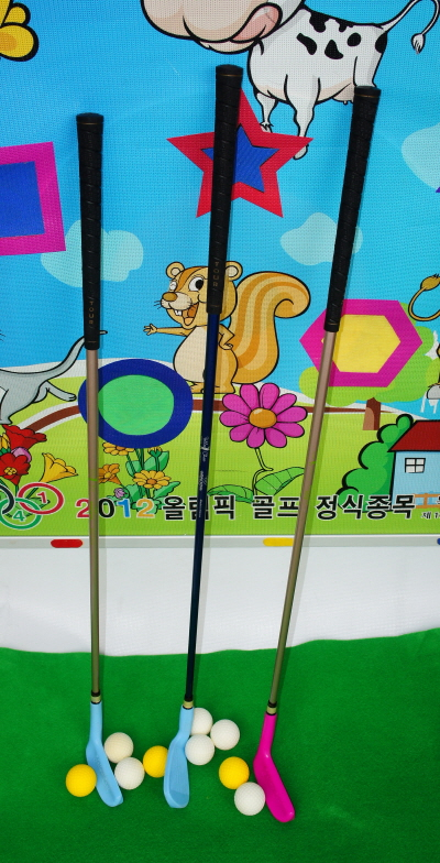 Golf club for practice  Made in Korea