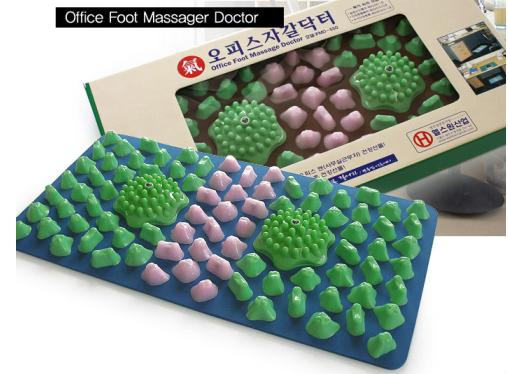 Office pebble doctor  Made in Korea
