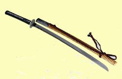 Samurai Sword GI WOO GEE GA (wide style,use combine)???? (??.???)  Made in Korea