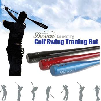 Bescon_Golf Swing Traning Bat  Made in Korea