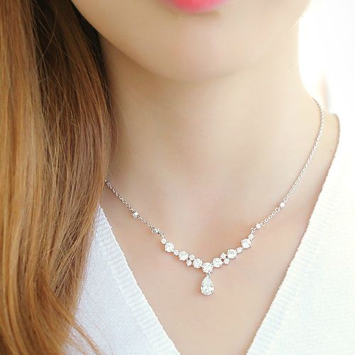 Necklace Selene neck By Made in Korea
