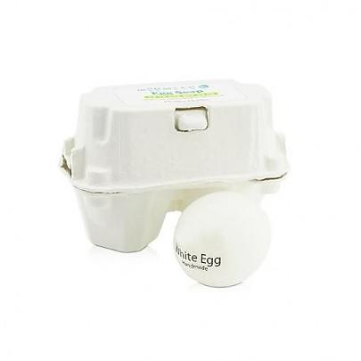Holika Holika Egg Skin Egg Soap #White 50g*2 1