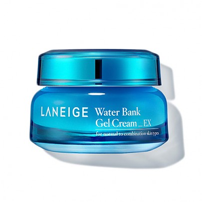 Laneige Water Bank Gel CreamEX Special Set 50ml (4 Products) 1