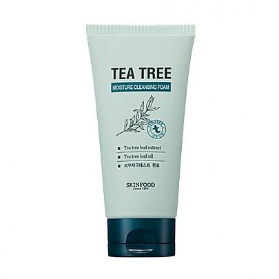 Skinfood Tea Tree Moisture Cleansing Foam 150ml 1
