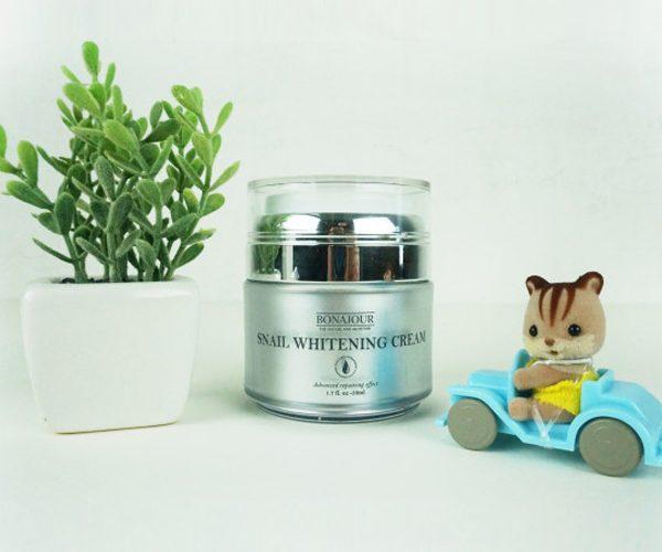 bonajour-snail-whitening-cream-50ml-with-free-shipping-2