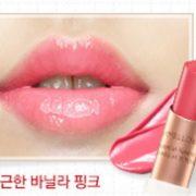 Innisfree Creammellow Lipstick #02 Vanilla pink 3