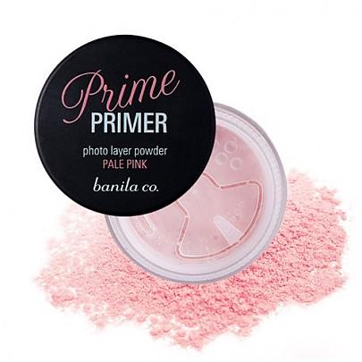 Banila co Prime Primer Photo Layer Powder (Pale Pink) 12g 1
