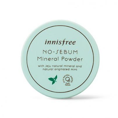 Innisfree No sebum Mineral powder 1