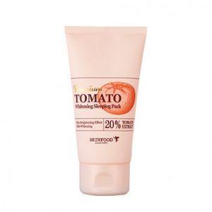 Skinfood Premium Tomato Whitening Sleeping Pack 100g