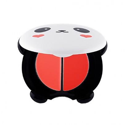 Tonymoly Panda's Dream Dual Lip And Cheek #01 Bubble Red