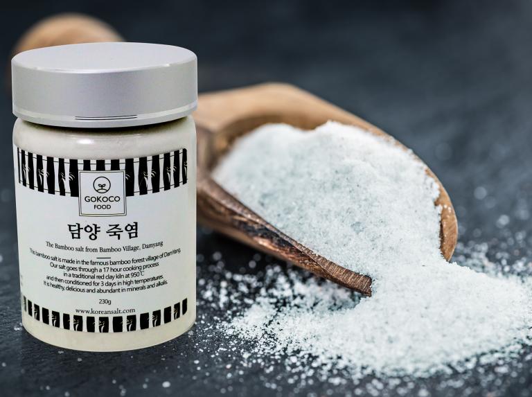 GOKOCO Damyang Bamboo Salt Made in Korea (2)