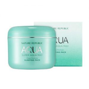 NATURE REPUBLIC Super Aqua Max [Cream/Emulsion/Pack/Peeling/Essence/Toner]KOREA